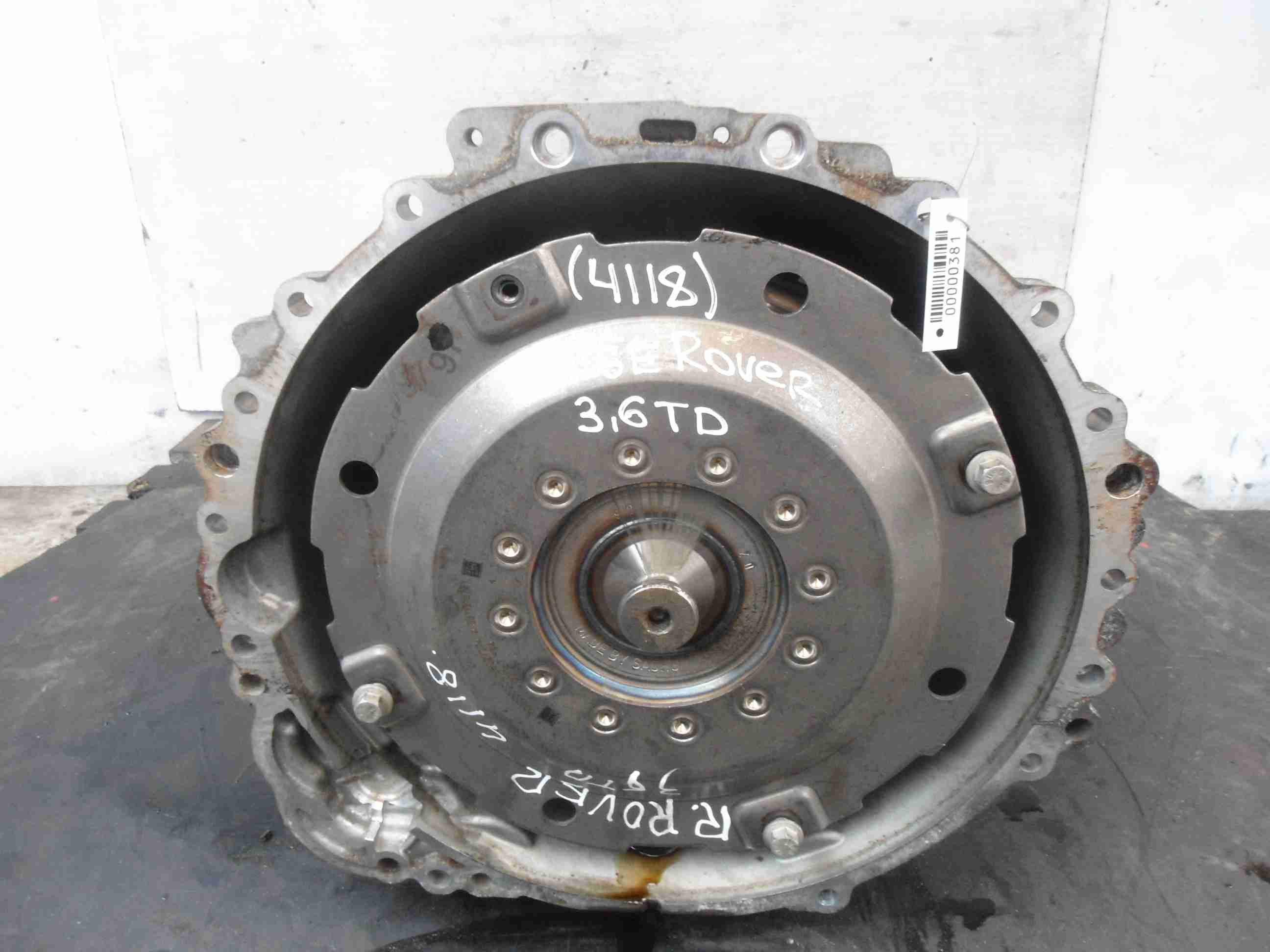 АКПП 1068020075 6HP26  Land Rover Range Rover III (LM,L322) 2002 - 2012 3.6TD