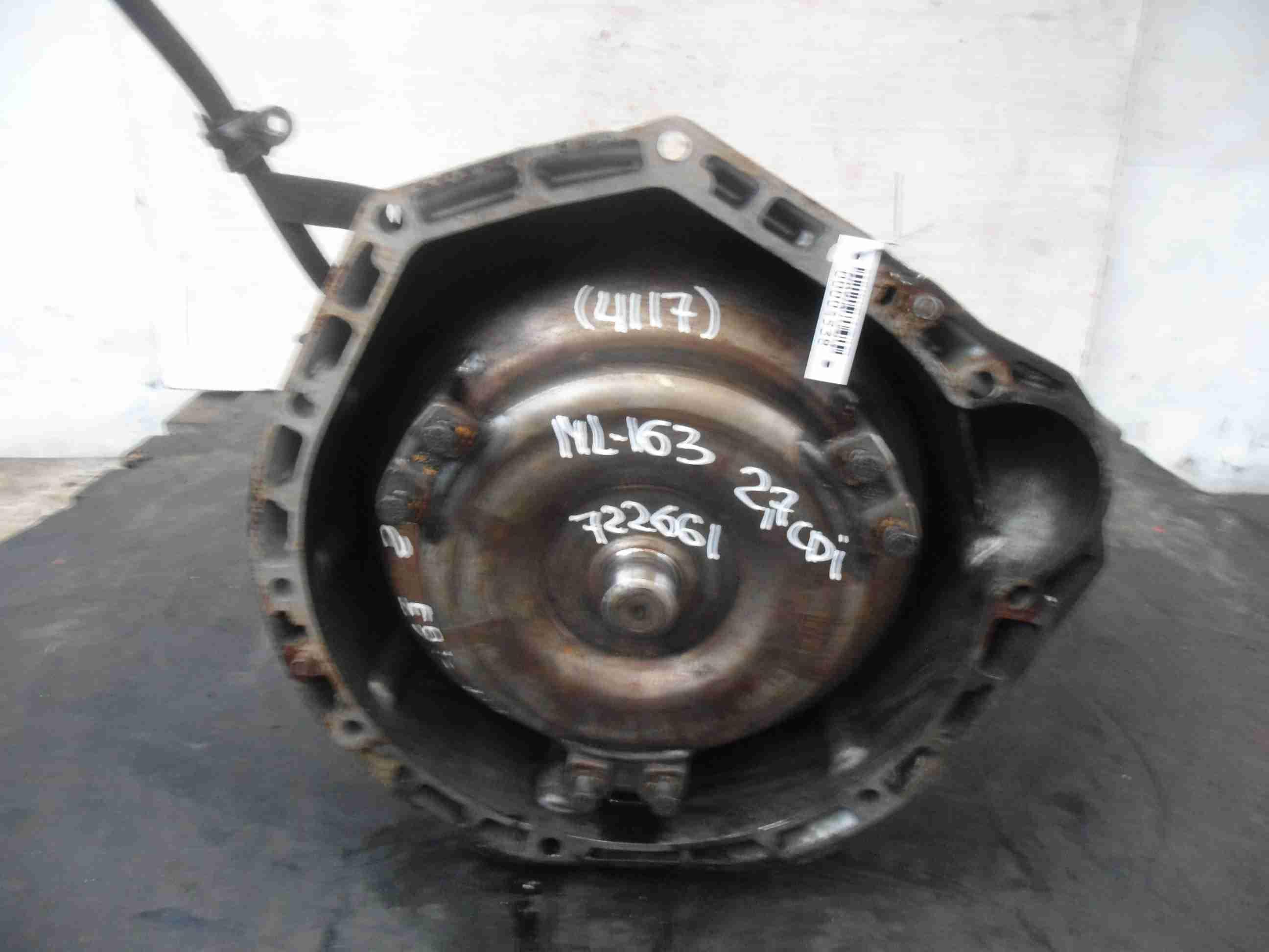 АКПП 722661 1632702100  Mercedes M-klasse (W163) 1997 - 2005 2.7CDI
