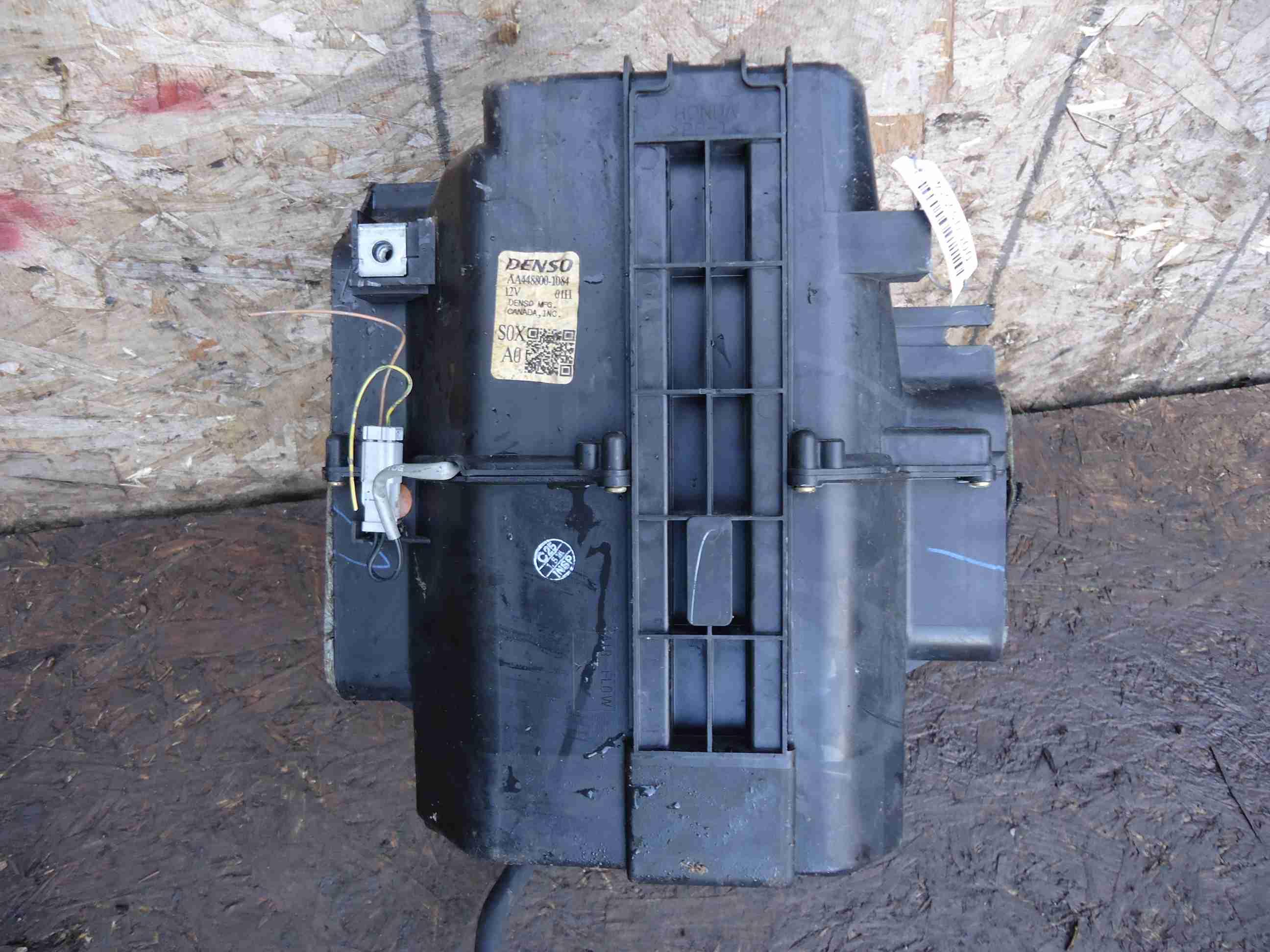 Абсорбер (фильтр угольный) AA4488001084  Дефект Acura MDX I (YD1) 2000 - 2006 3.5i