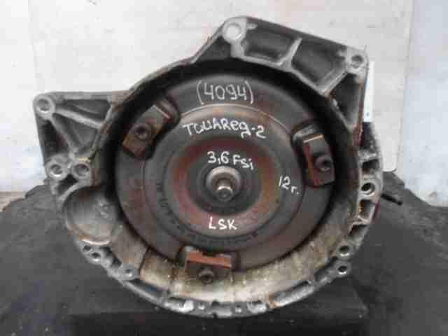 АКПП LSK 0C8300036C  Volkswagen Touareg II (7P) 2010 - 2018 3.6FSI
