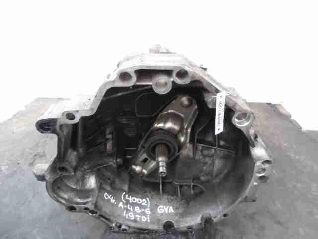 МКПП GYA   Audi A4 B6 (8E) 2000 - 2004 1.9TDI