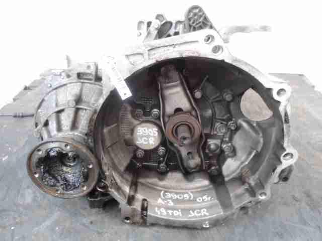 МКПП JCR  5 ступеней Audi A3 II (8P) 2003 - 2013 1.9TDI