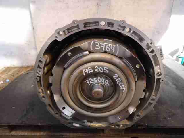 АКПП 725048 2532709400  Mercedes C-Klasse (W205) 2014 - наст. время 2.2CDI