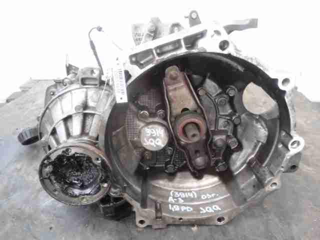 МКПП GQQ  5 ступеней Audi A3 II (8P) 2003 - 2013 1.9TDI