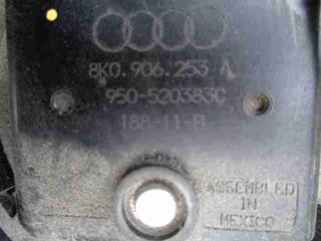 Абсорбер (фильтр угольный)    Audi A6 C7 (4G) 2011 - 2016 3.0TFSI