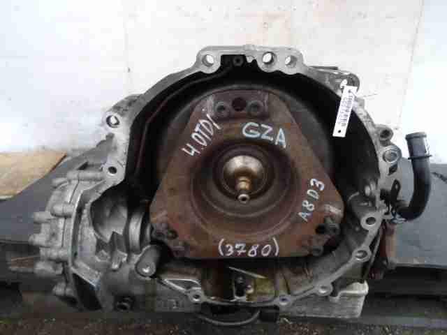 АКПП GZA 6HP26A 1068030033 Audi A8 D3 (4E) 2002 - 2010 4.0TDI