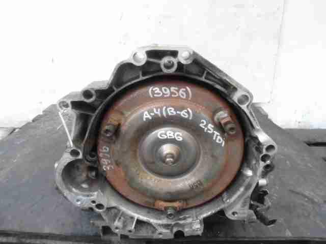 АКПП GBG 5HP19 1060040104 Audi A4 B6 (8E) 2000 - 2004 2.5TDI