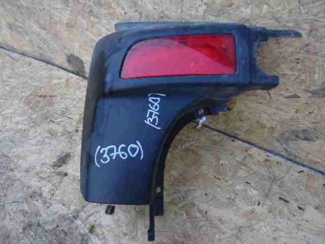 Бампер задний 9068802371  Правая часть Volkswagen Crafter (2E) 2006 - 2016 2.5TDI
