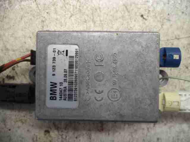 USB-порт 9123739   BMW 5-Series E60 2002 - 2009 3.5i