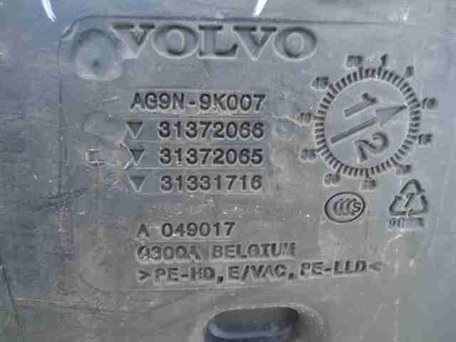 Бак топливный 31372066   Volvo S60 II (FS,FH) 2010 - 2018 2.5T