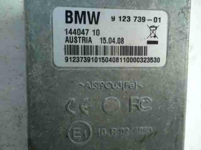 USB-порт 9123739   BMW X5 E70 2006 - 2013 4.8i