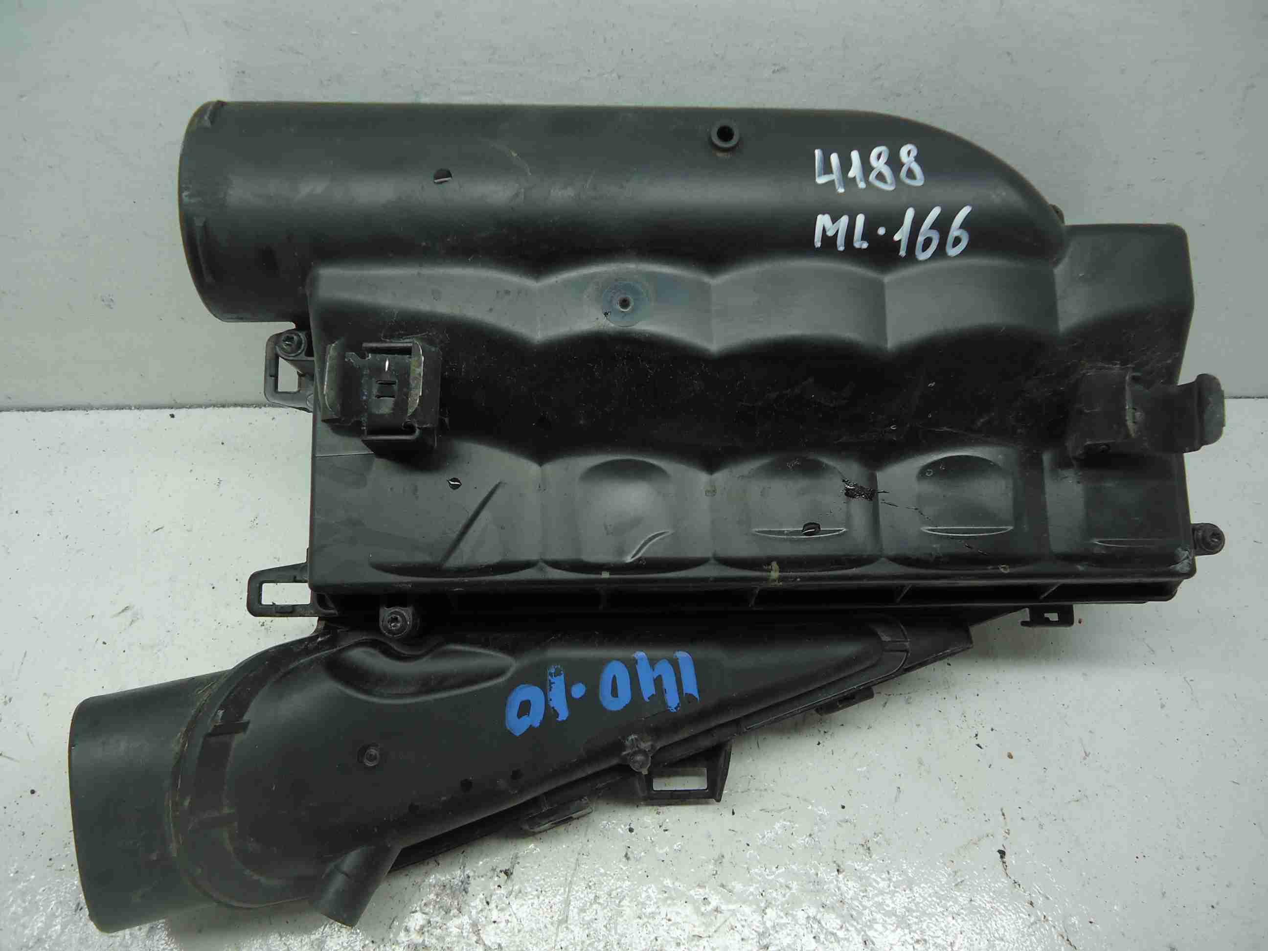 Абсорбер (фильтр угольный) 2780903301   Mercedes M-klasse (W166) 2011 - 2015 5.5i