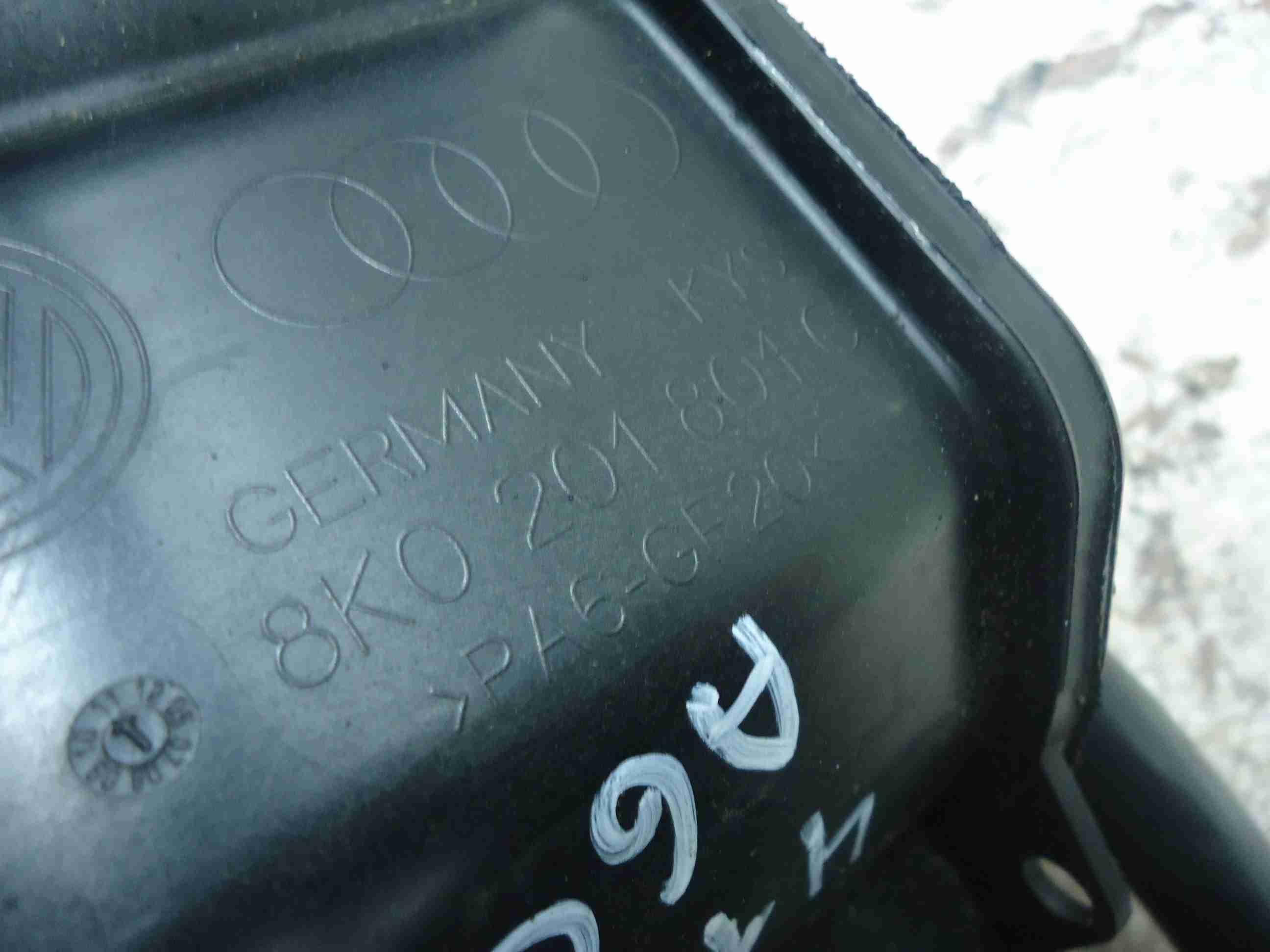 Абсорбер (фильтр угольный) 8K0201801C   Audi A6 C7 (4G) 2011 - 2016 3.0TFSI
