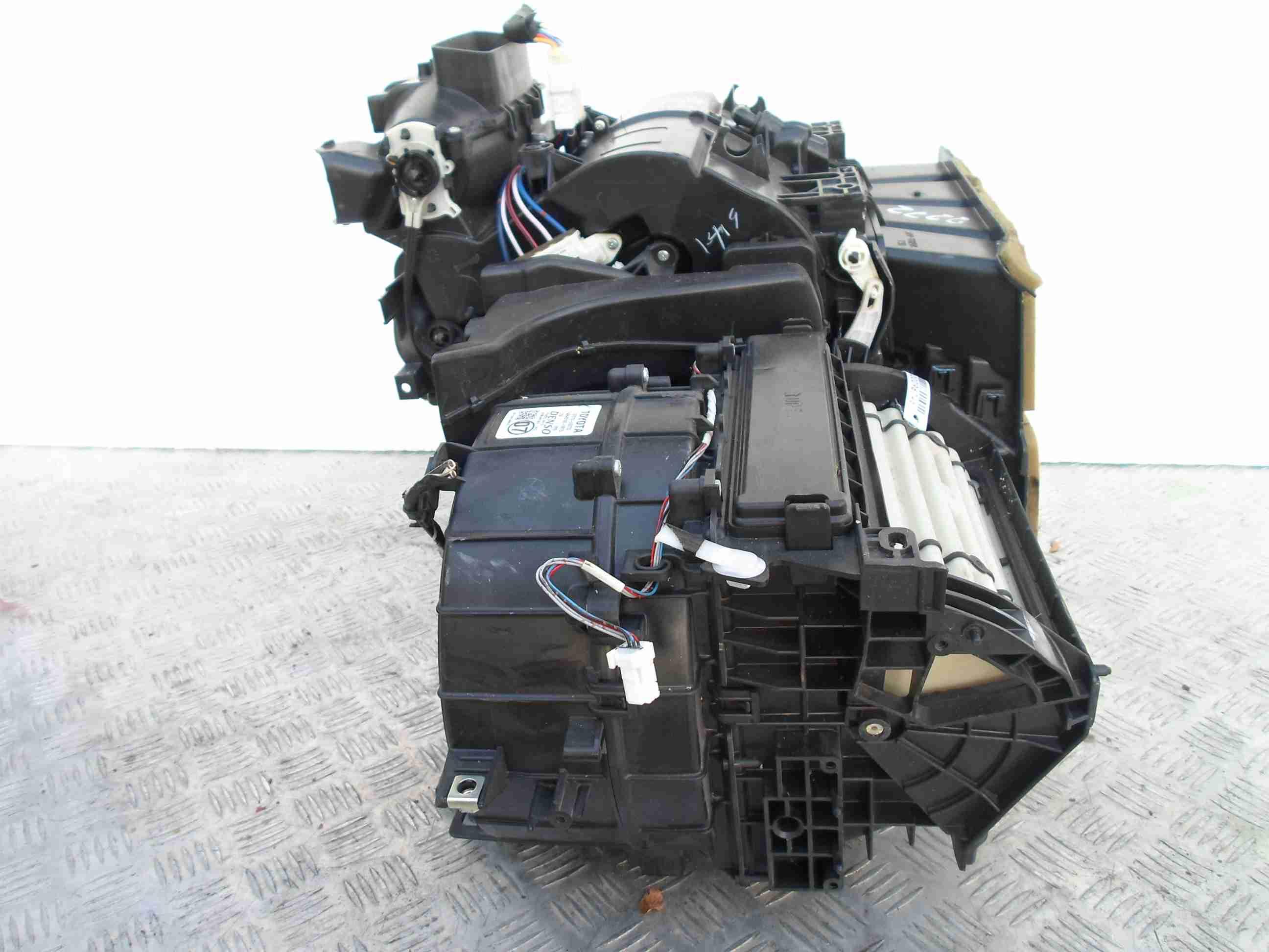 Корпус печки Toyota  870100E070