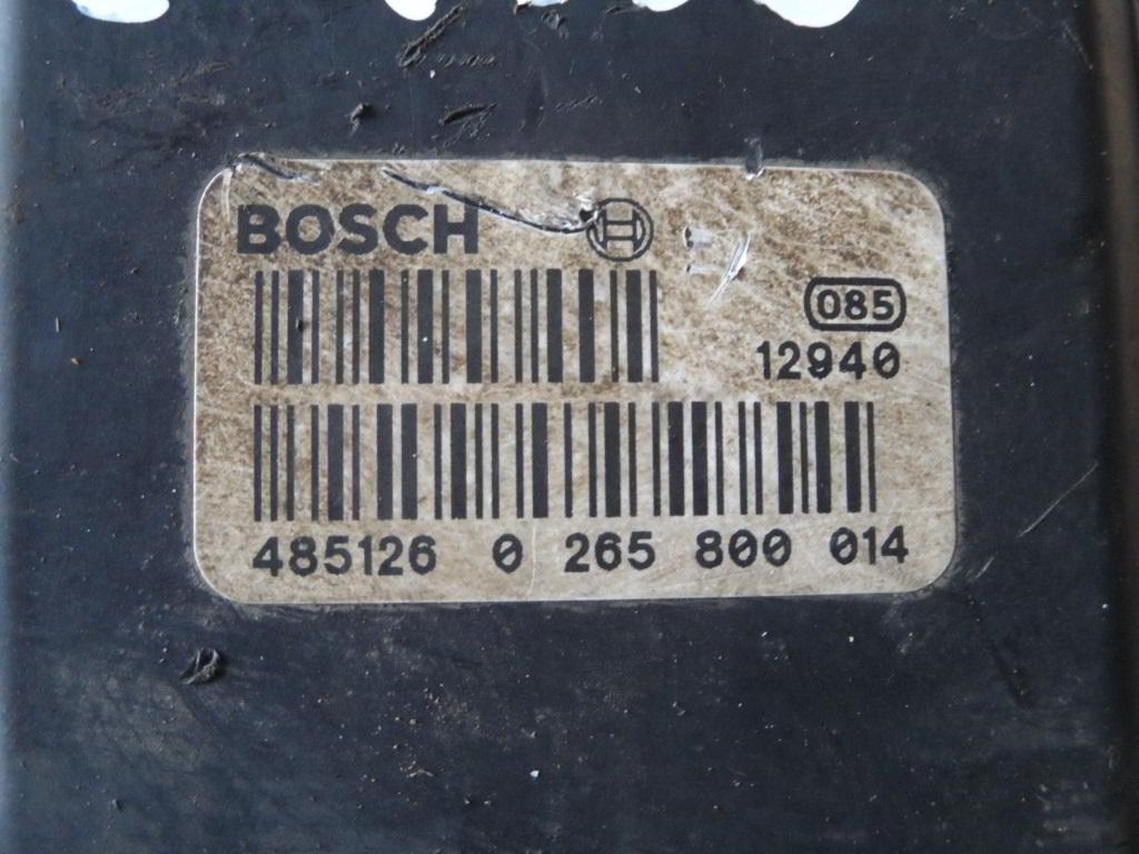 Блок ABS 0265800014  0265222030 Ford Mondeo III 2000 - 2007 2.0d