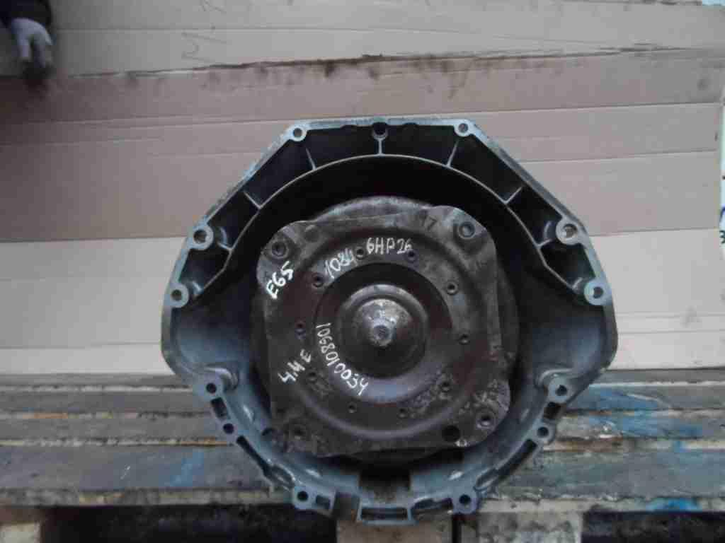 АКПП 1068010043  6HP26 BMW 7-Series E65,66 2001 - 2008 4.4i