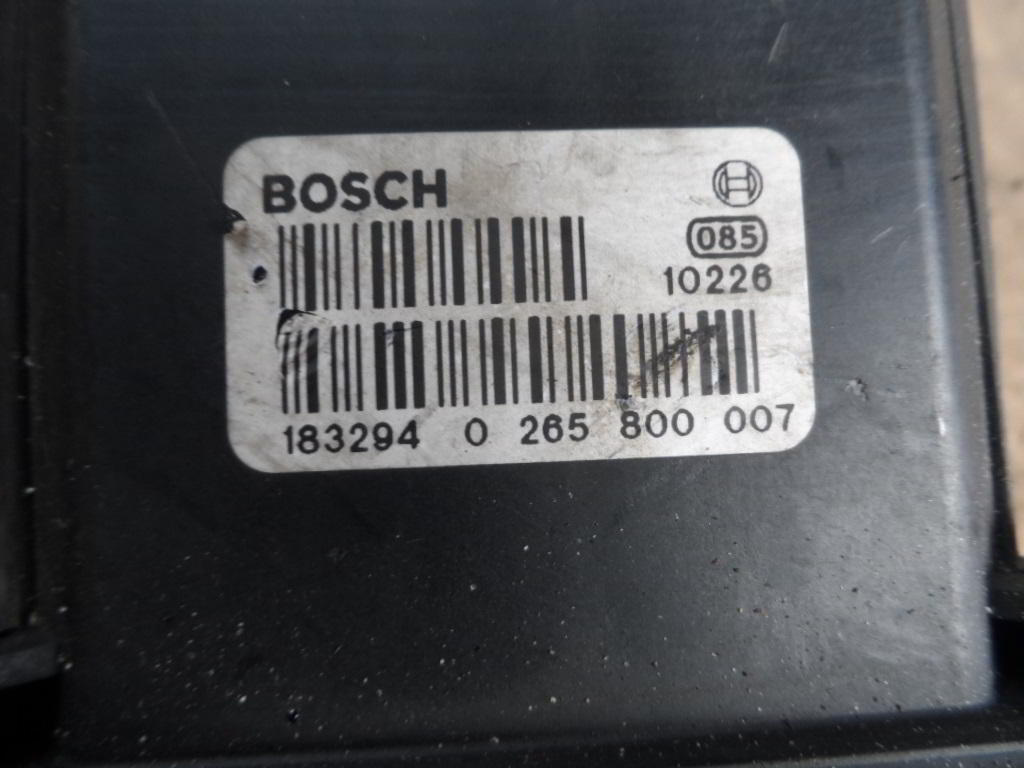 Блок ABS 0265800007  0265222015 Ford Mondeo III 2000 - 2007 2.0TDCi
