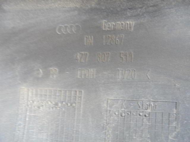 Бампер задний 4Z7807511   Audi Allroad C5 (4BH) 2000 - 2005 2.7T