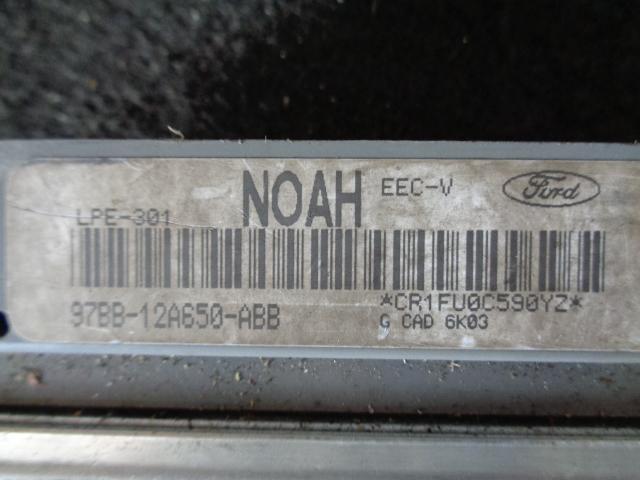 Блок управления ДВС 97BB12A650ABB   Ford Mondeo II 1996 - 2000 1.8i