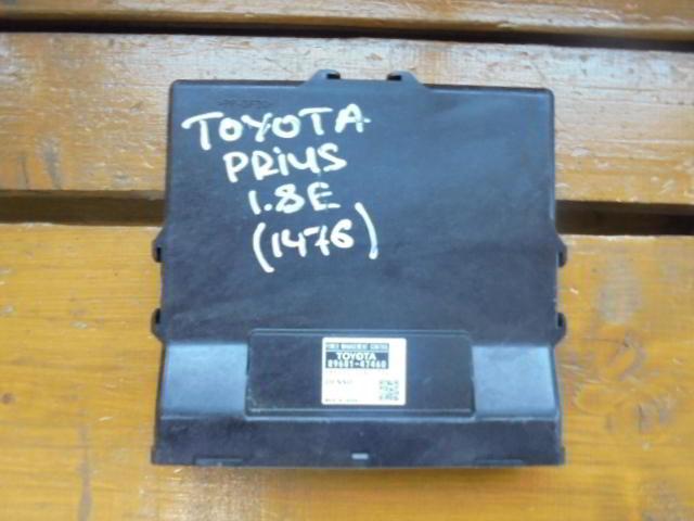 Блок управления климат-контролем 8968147460  2850002042 Toyota Prius III (XW30) 2009 - 2016 1.8i