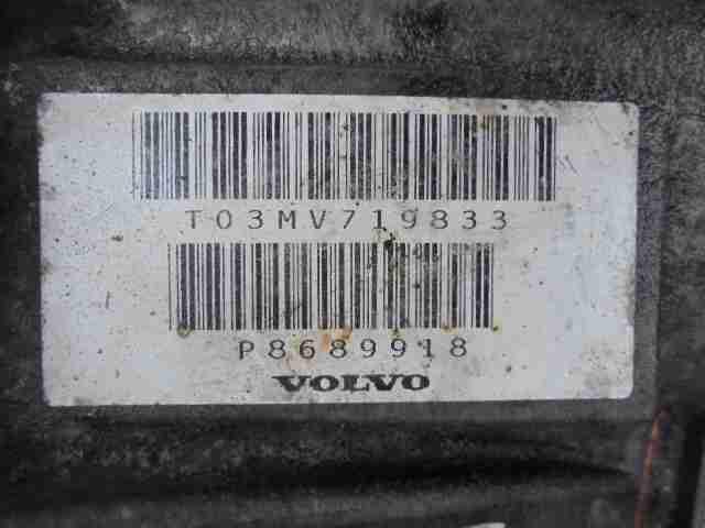 АКПП 5551SN 8689918  На запчасти Volvo XC90 I (C) 2002 - 2014 2.5T