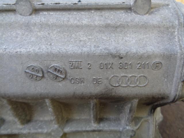 МКПП HCF  6 ступеней Audi A4 B7 (8E) 2004 - 2008 2.0TDI