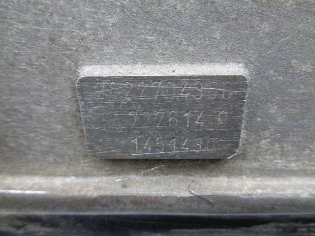 АКПП 722614   Mercedes E-klasse (W210) 1995 - 2003 2.2CDI