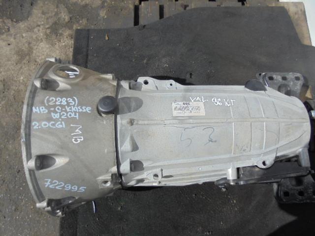 АКПП 722995   Mercedes C-klasse (W204) 2007 - 2014 2.0CGI
