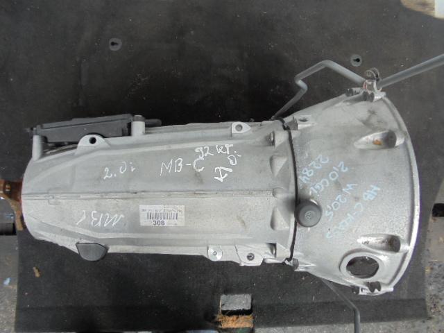 АКПП 722995   Mercedes C-Klasse (W205) 2014 - наст. время 2.0CGI