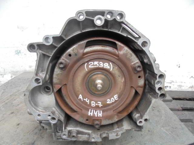 АКПП HYH  6HP19 Audi A4 B7 (8E) 2004 - 2008 2.0TFSI