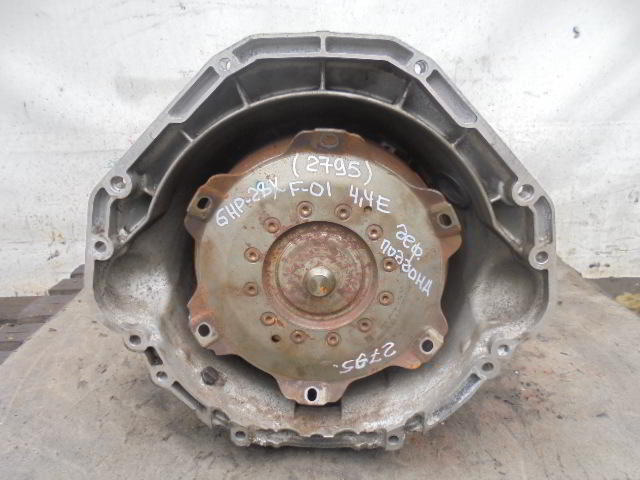 АКПП 1068050033  6HP28X BMW 7-Series F01,F02 2008 - 2015 4.4BT