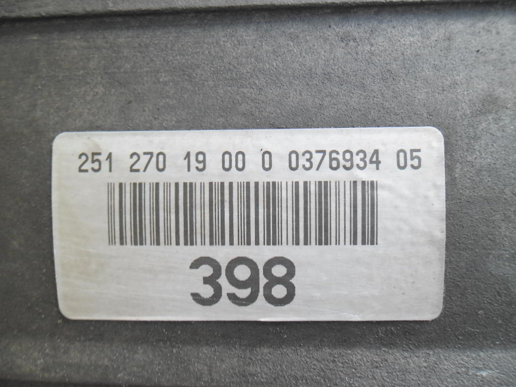 АКПП 722906  2512704200 Mercedes R-klasse (W251) 2005 - 2016 3.5i