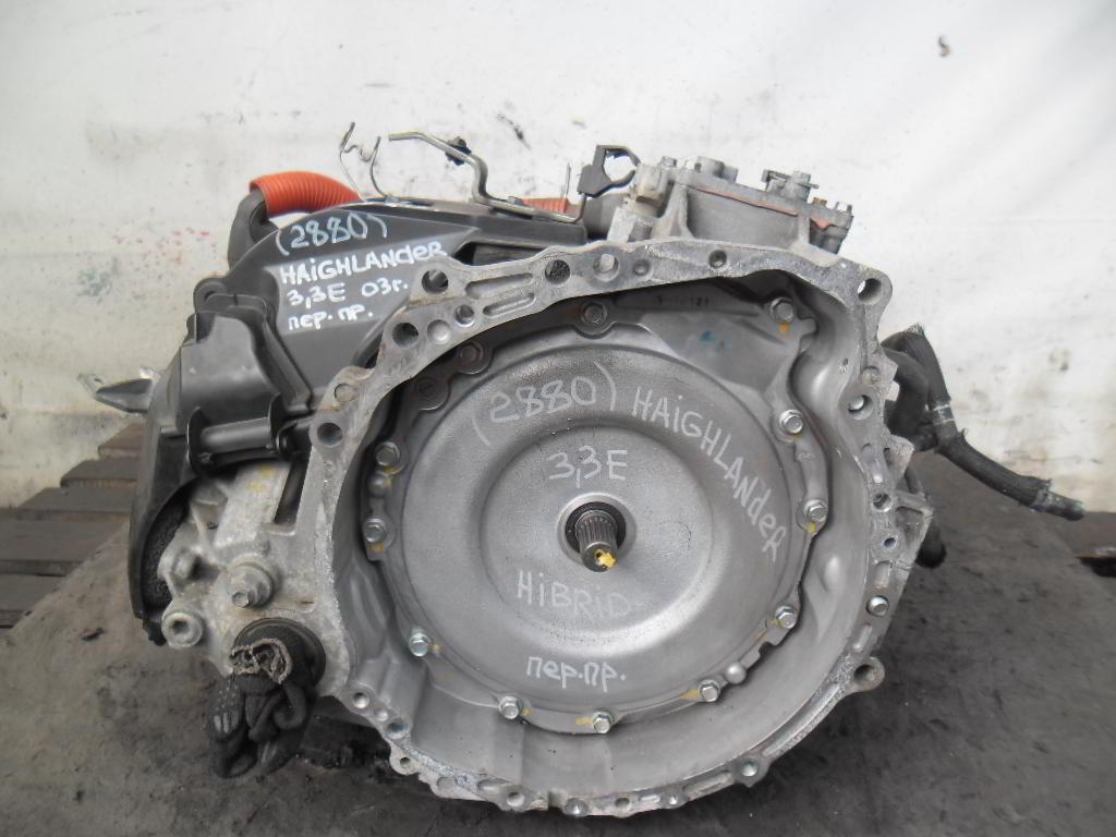 АКПП   Hybrid Toyota Highlander I (XU20) 2001 - 2007 3.3i
