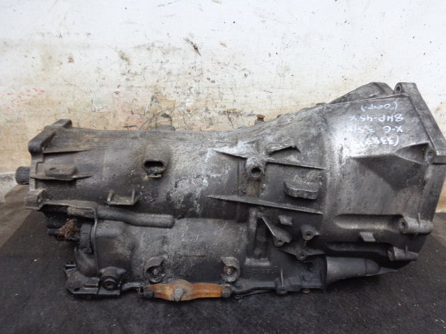 АКПП 8HP45X  Дефект BMW X6 E71 2007 - 2014 3.5iX