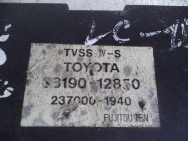 Блок сигнализации 0819012850  2370001940 Toyota Corolla VIII (E110) 1995 - 2004 2.0i