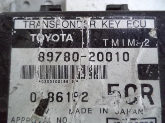 Иммобилайзер Toyota  8978020010