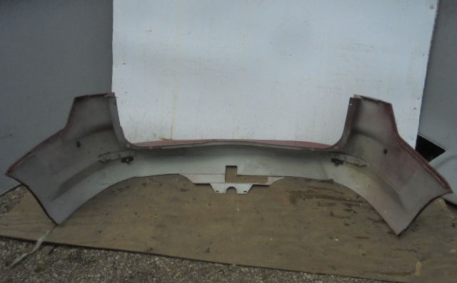 Бампер задний   Под парктроники Ford Mondeo IV 2007 - 2015 2.0TDI